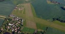 letiště Podhořany